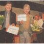 Stuur me geen bloemen – 40-jarig jubilarissen Rein Dekker en Pieter Singer