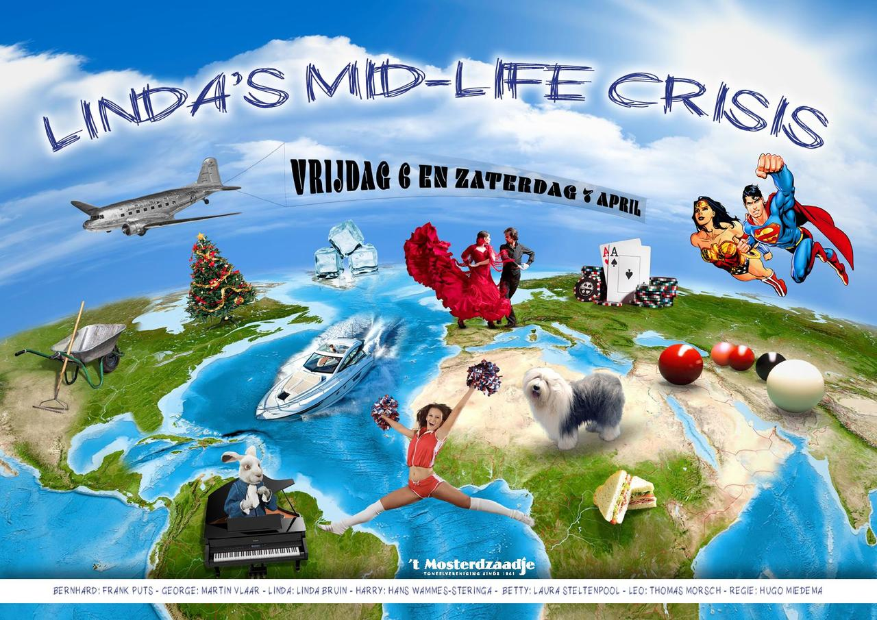 Linda's mid-life crisis-front